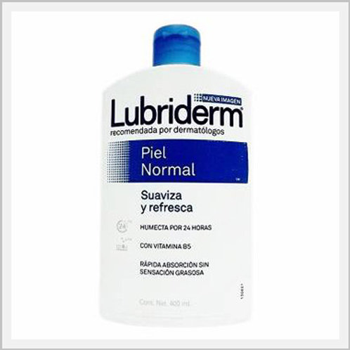 Lubriderm Body Lotion For Normal Skin (400 ml)