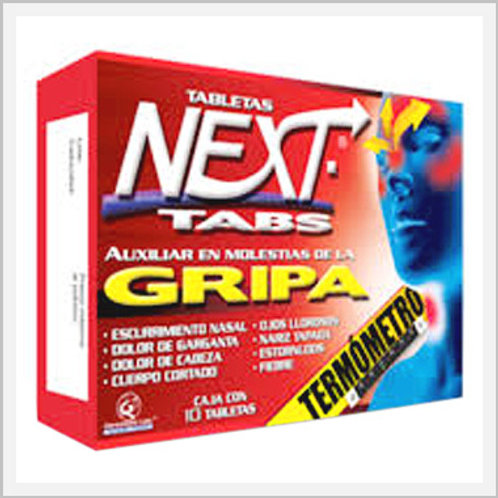 Next Cold Tablets (10 count)
