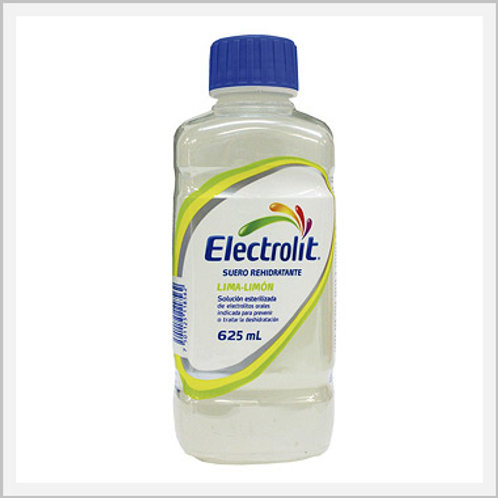 Electrolit Lime or Peach Flavor (625 ml)
