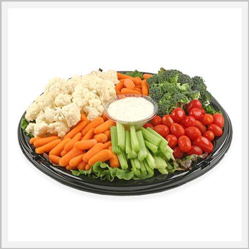 Vegetables Crudité (for 6-8 people)