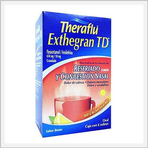 Theraflu Exthegran (6 pouches)