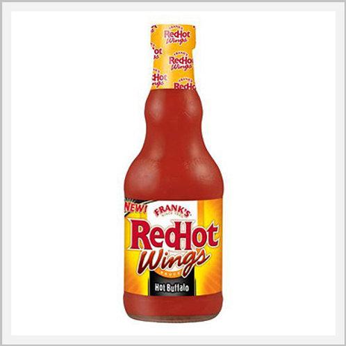 Buffalo Wings Hot Sauce (354 ml)