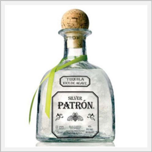 Patron Tequila Silver (750 ml)