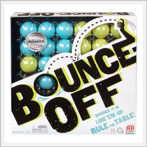 Bounce Off Ping Pong Ball Table Game