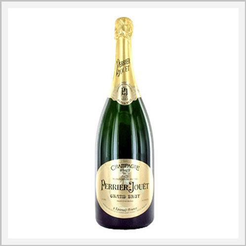 Perrier-Jouet Grand Brut Chanmpagne (750 ml)