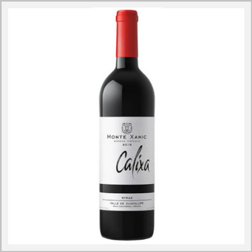 Monte Xanic Calixa Syrah (750 ml)