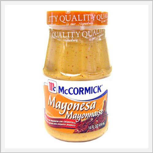 Mayonnaise McCormick Chipotle (410 g)