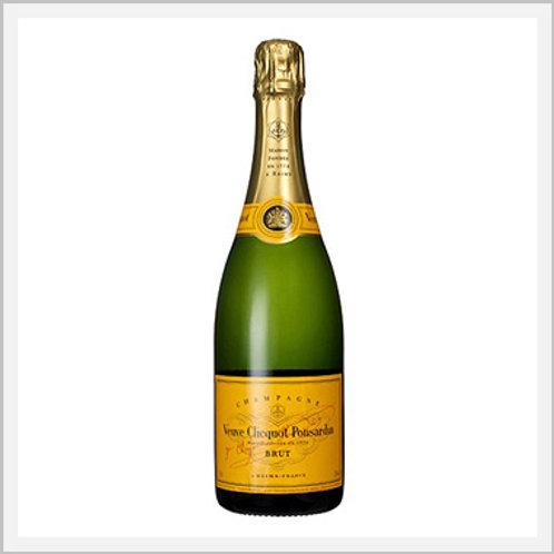 Champagne Veuve Clicquot Brut (750 ml)