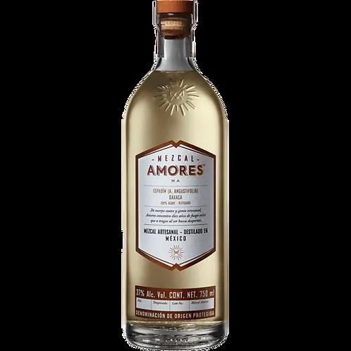 Mezcal Amores Espadin Reposado (750 ml)