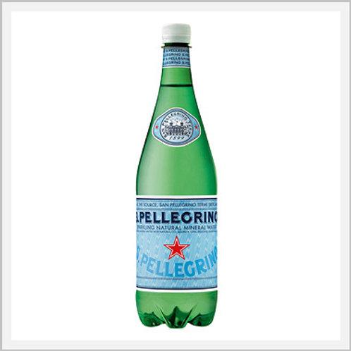 San Pellegrino Sparkling Mineral Water (6/250 ml)