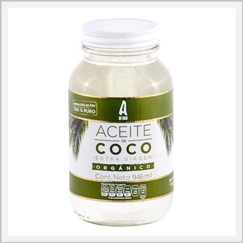Coconut Oil Extra Virgin Organic (420 ml)