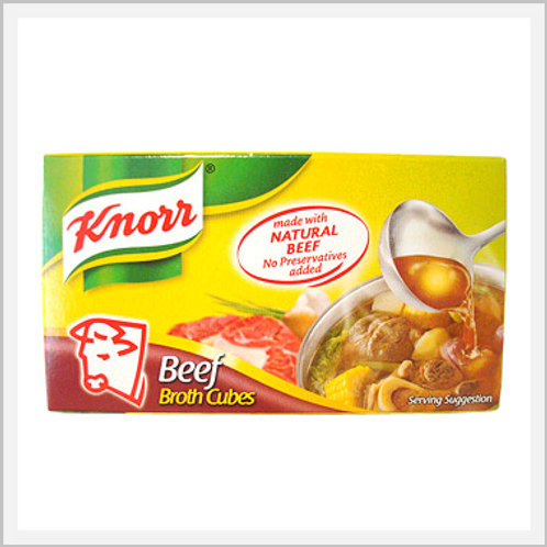 Bouillon Beef Brooth Cubes (8 count)