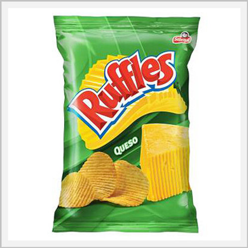 Ruffles Potato Chips Cheese Flavor (290 g)