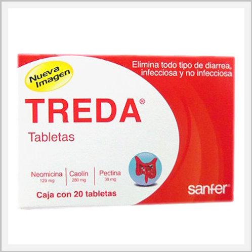 Treda For Diarrhea (20 count)