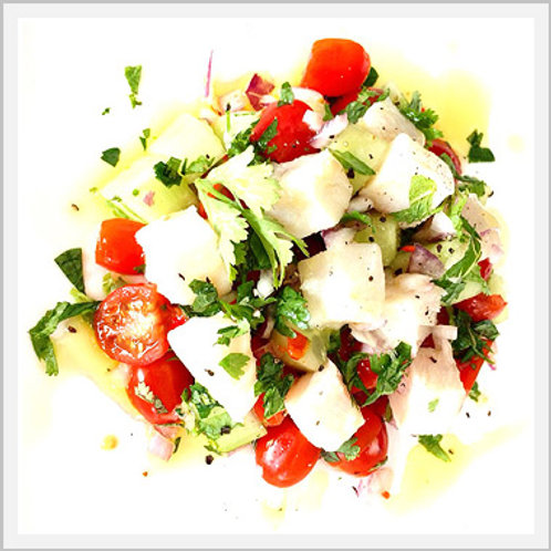 Fresh Fish, Octopus & Shrimp Ceviche (500 g.)