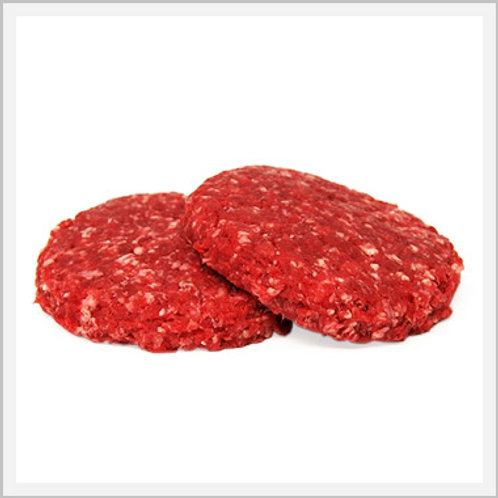 Hamburger Patties Sirloin Steak Frozen (8 pieces/1.2 kg)
