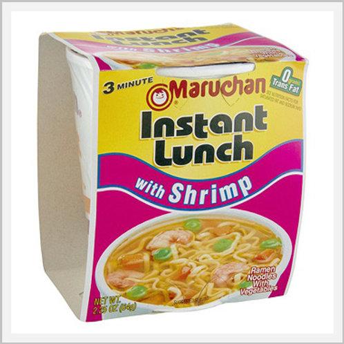Instant Noodle Soup Shrimp Flavor (64 g)