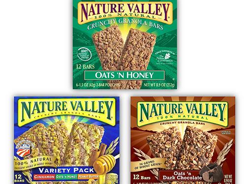 Nature Valley Granola Bars  (6 Pack)