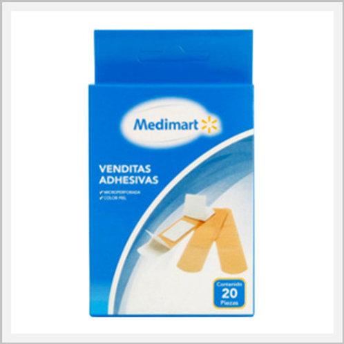 MediMart Bandaids HH (20 count)
