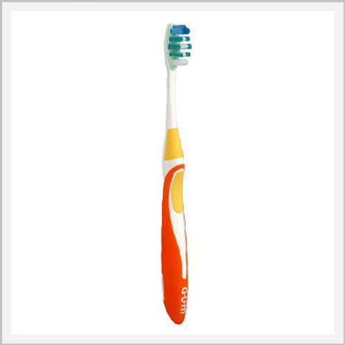 GUM Toothbrush Medium (1 count)