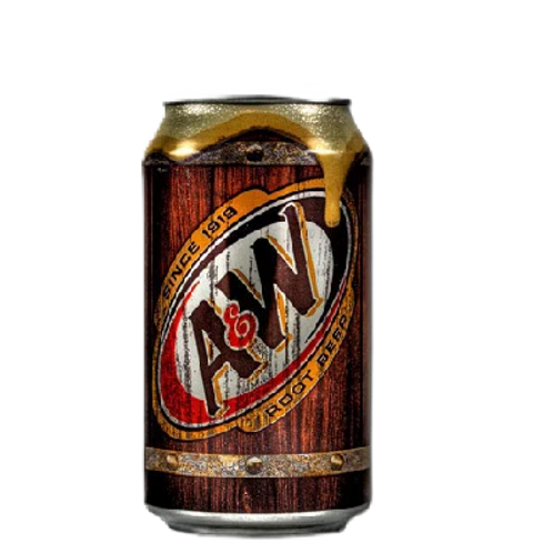 A & W Root Beer (12/355 ml)