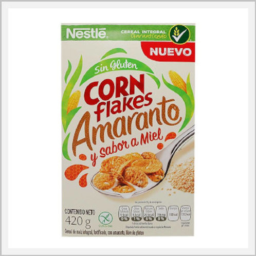 Nestle Corn Flakes Amaranth Flavor Gluten Free Cereal (420 g)