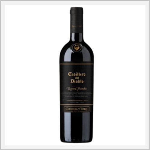 Casillero Del Diablo Reserva Privada Cabernet Sauvignon (750 ml)