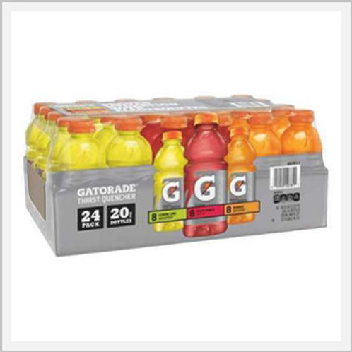 Gatorade Assorted Flavors (24/600 ml)