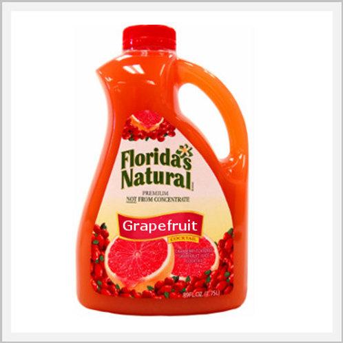 Florida's Natural Grapefruit Juice (2.63 lt)