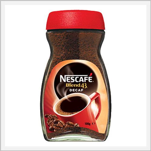 Nescafe Instant Coffee Decaf (120 g)