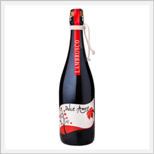 Dolce Amore Lambrusco Sparkling Red Wine