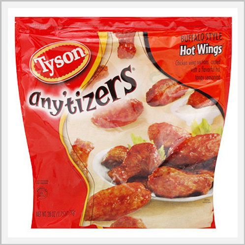 Tyson Spicy Buffalo Chicken Wings (1.36 kg)