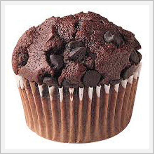 Double Chocolate Muffins (6 count)