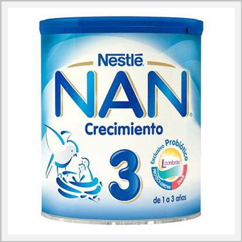 Baby Formula Nestle Nan Stage 3 (800 g)
