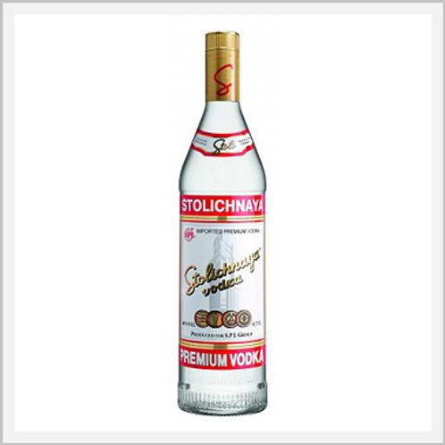 Stolichnaya Vodka (750 ml)