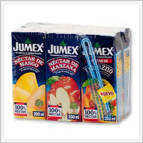 Juices assorted small (4/200 ml)