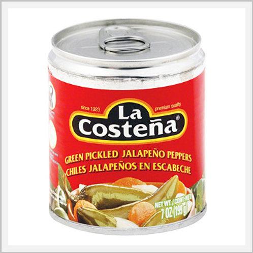 Jalapeños Canned (220 g)