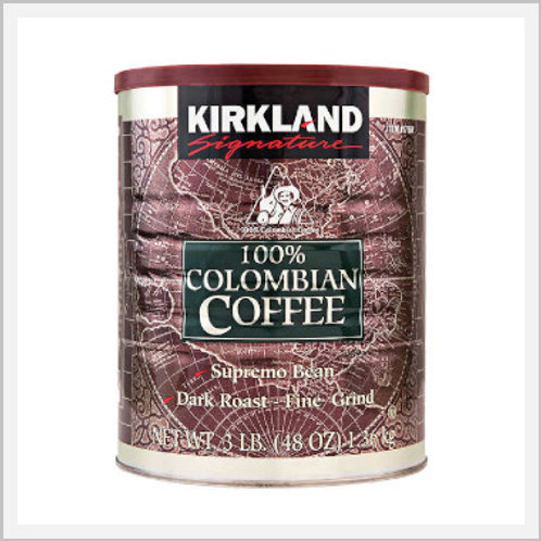 Colombian Coffee Dark Roast Fine Grind (1.36 kg)