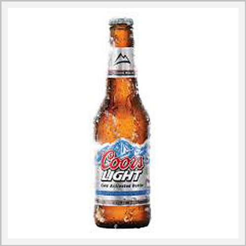 Coors Light (6/355 ml bottles)