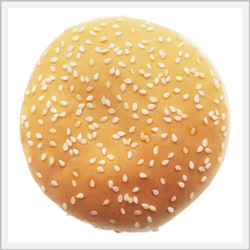 Hamburger Buns With Sesame Seeds (8 count)