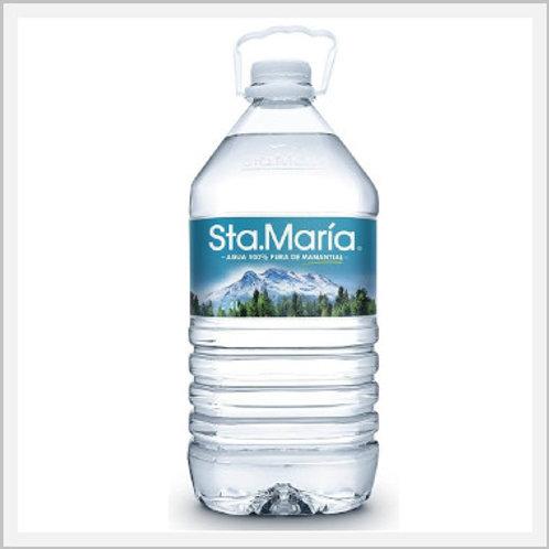 Sta. Maria Drinking Water (4 lt)
