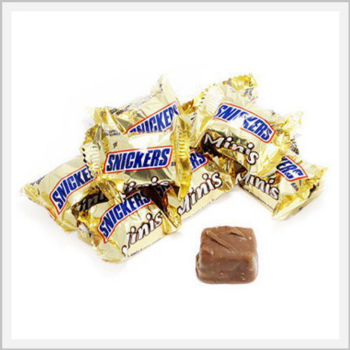 Snickers Minitures (124 g)