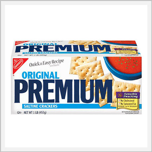 Saltines Crackers 6 Pack (540 g)