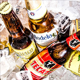 Mexican Beers Package
