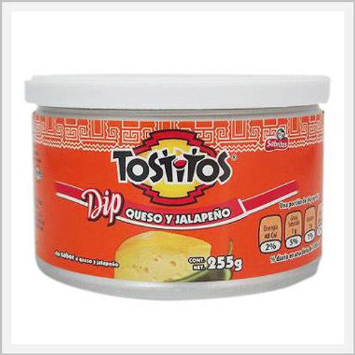 Tostitos Jalapeño & Cheese Dip (255 g)