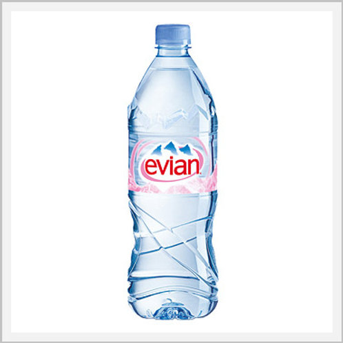 Evian Drinking Water (6/1 lt)