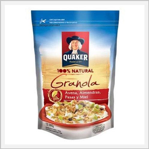 Quaker Mix Oats, Almond, Raisins & Honey (360 g)