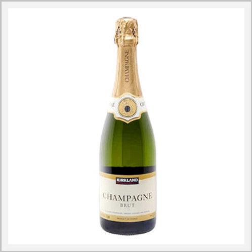 Kirkland Champagne Brut (750 ml)