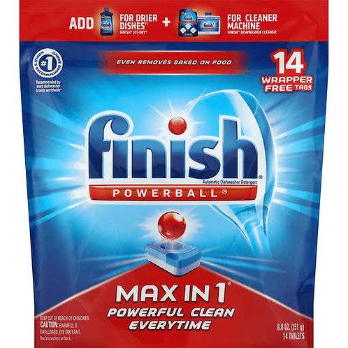 Finish Dishwasher tablets (13 tablets)