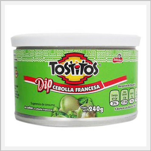 Tostitos French Onion Dip (240 g)